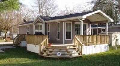 Decks Single Wide Mobile Homes Joy Studio Design