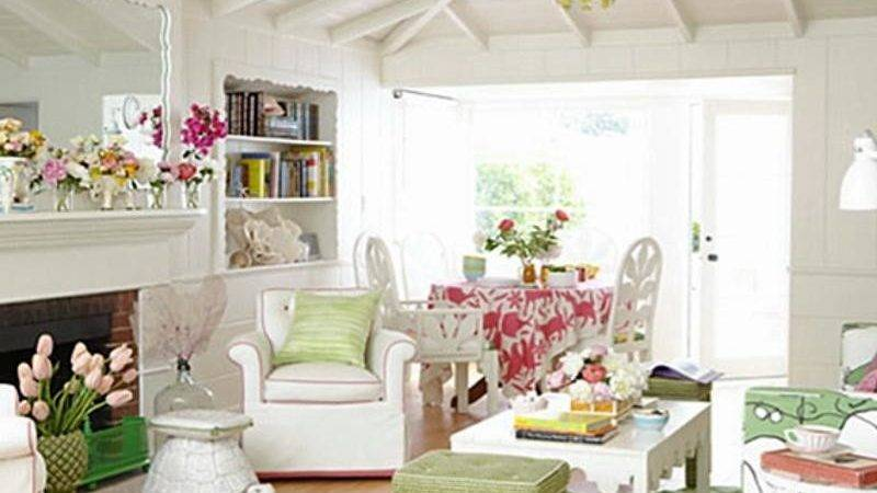 Decoration Beach House Interior Decorating Cottage Style