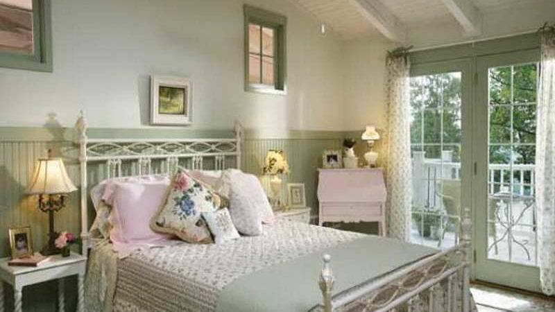 Decoration Cottage Bedroom Decorating Ideas