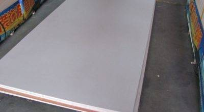 Decorative Pvc Vinyl Faced Laminated Covered Coated