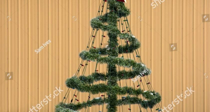 Decorative Wire Frame Christmas Tree
