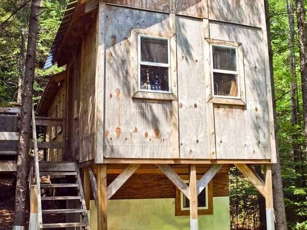 Deek Vermont Cabin