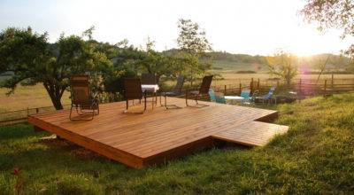Design Deck Lighting Furniture