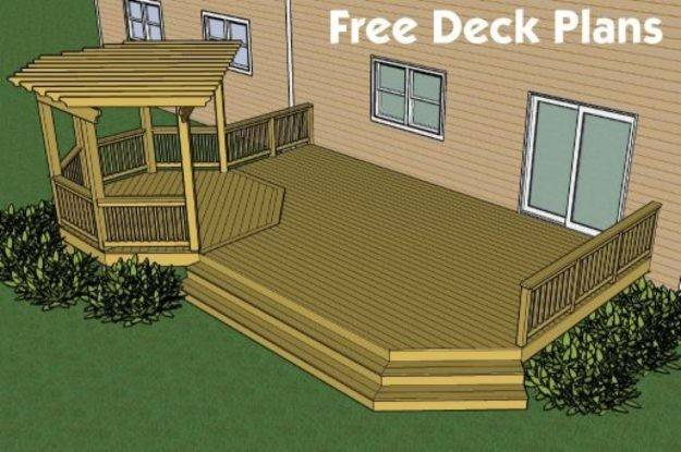 Design Deck New Interior Exterior Worldlpg