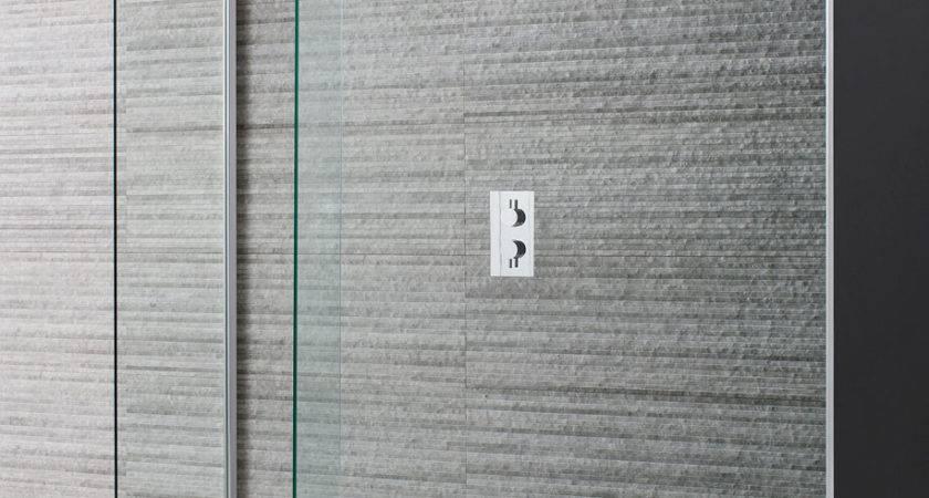 Design Two Sided Walk Shower Enclosure