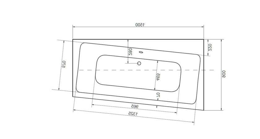 Designs Wonderful Corner Bathtub Standard