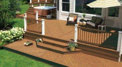 Determine Your Deck Style Hgtv