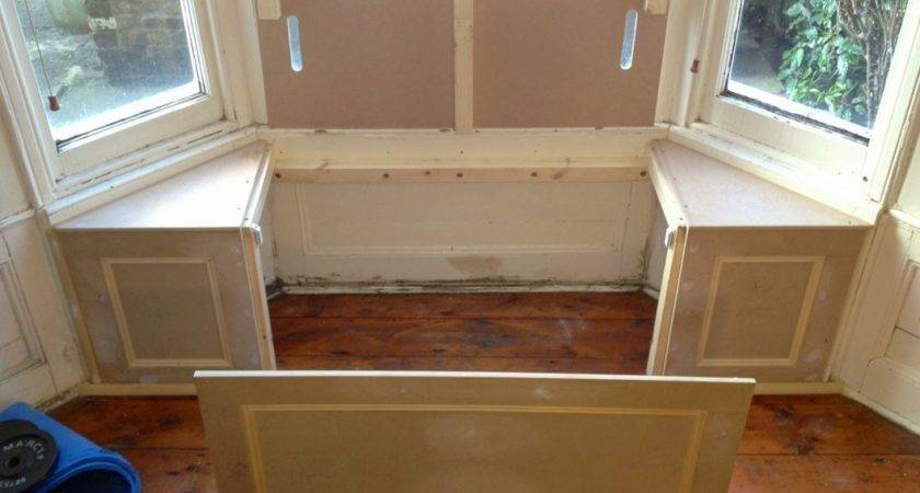 Diy Bedroom Storage Bench Seat Quick Woodworking Projects