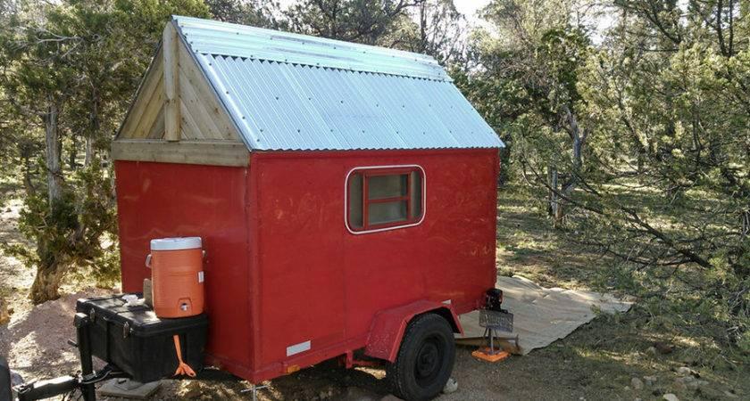 Diy Build Micro Camper Trailer Instructions