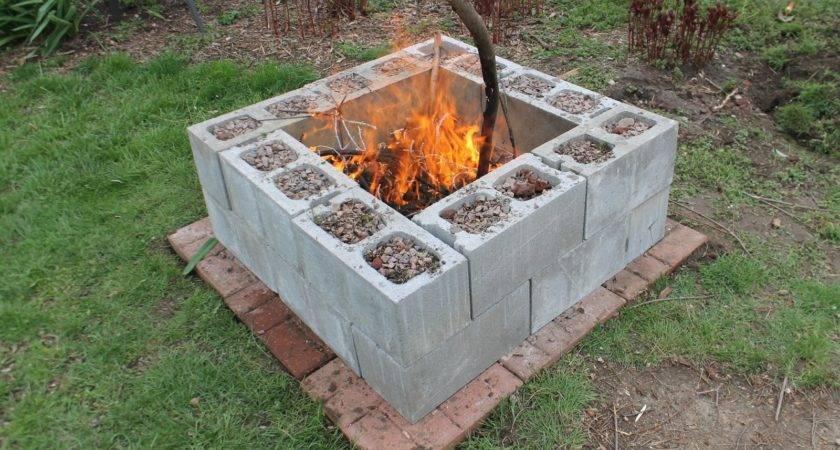 Diy Fire Pit Ideas Your Backyard