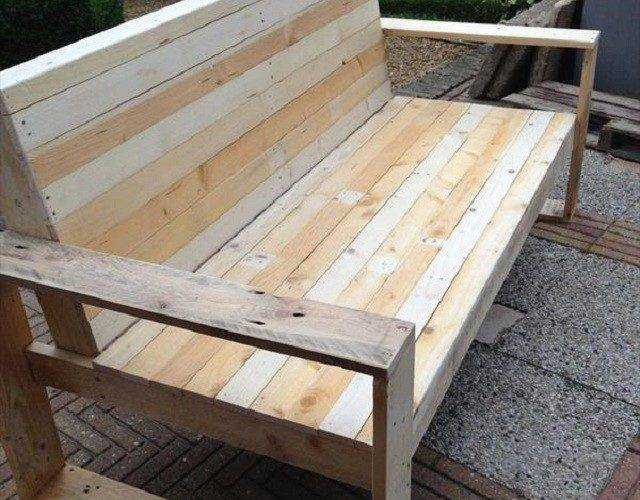Diy Furniture Projects Out Pallets