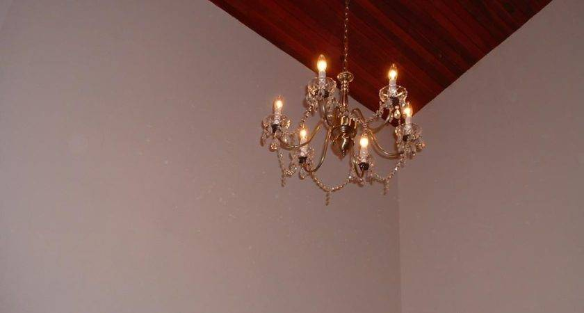 Diy Magnetic Chandelier Crystals Light Fixtures Design Ideas