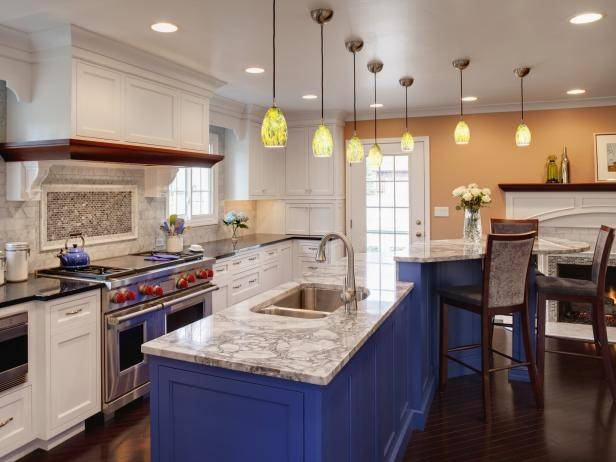 Diy Painting Kitchen Cabinets Ideas Hgtv
