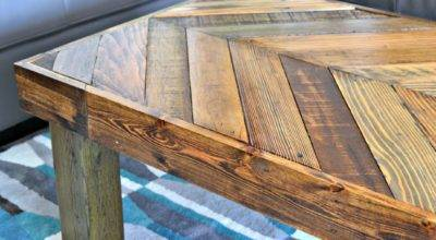 Diy Pallet Coffee Table Hashtagblessed