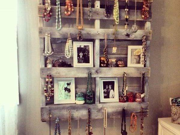 Diy Pallet Craft Decor Ideas Houses Pallets