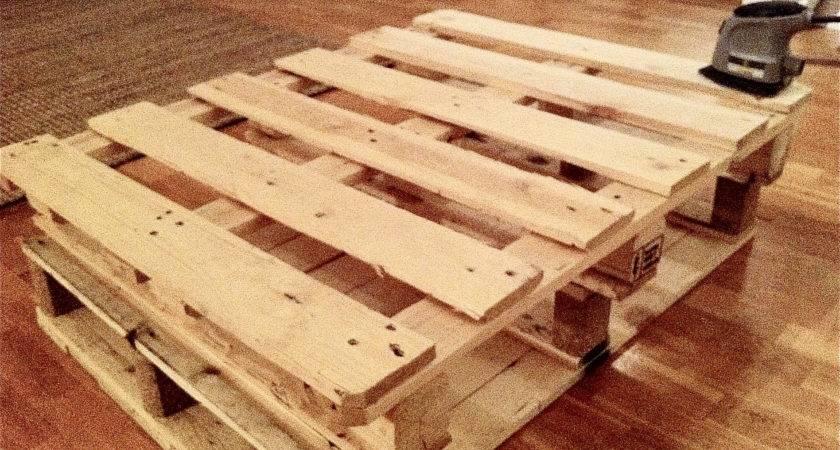 Diy Pallet Furniture Instructions Furnitureplans