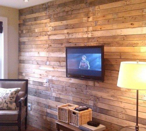 Diy Pallet Home Decor Wall Art Craft Projects