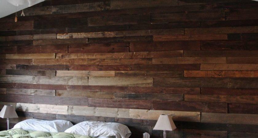 Diy Pallet Wall Snappy Casual