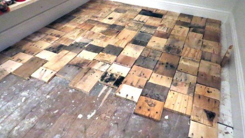Diy Pallet Wood Headboard Secret Stolen
