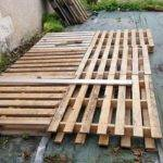 Diy Patio Pallet Deck Furniture
