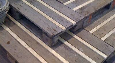 Diy Projects Upcycled Wooden Pallets Monday