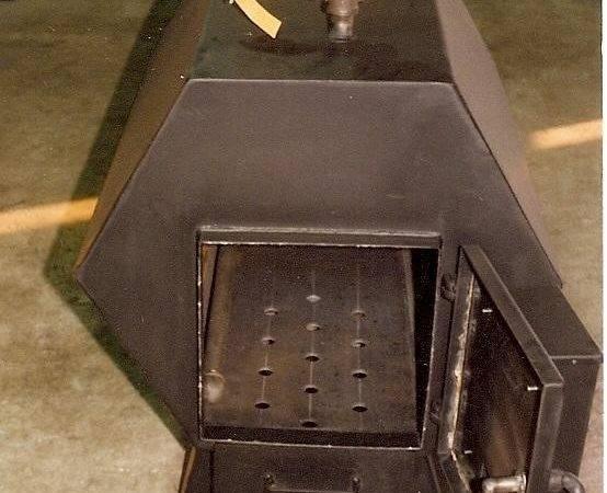 Diy Wood Boiler Plans