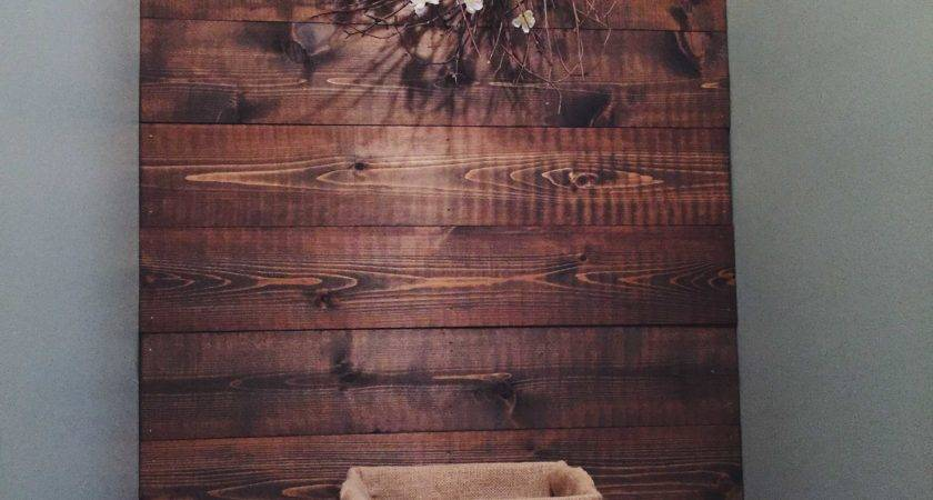 Diy Wood Pallet Accent Wall Plans Build