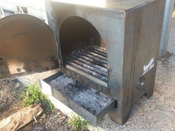 Diy Wood Stove Fabricator