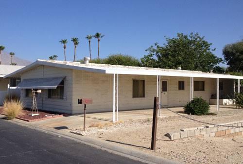 Dorado Palms Estates Greater Palm Springs California