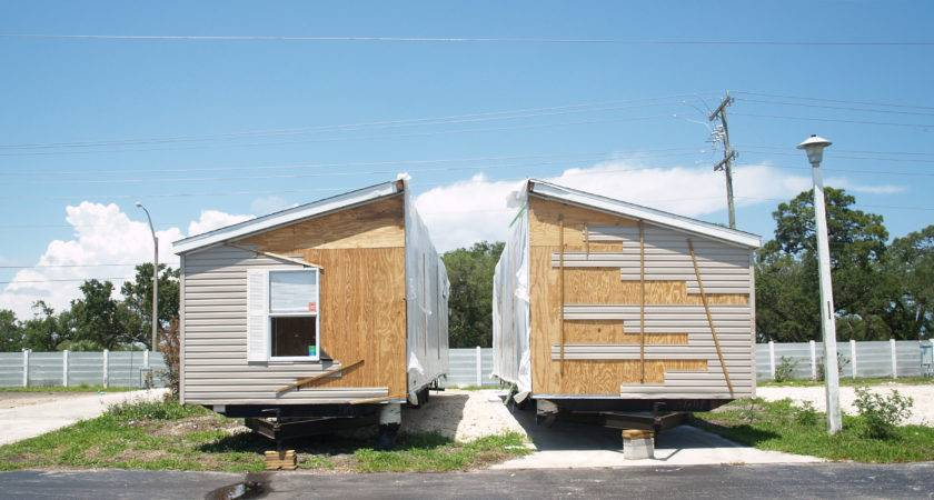 Double Wide Home Split Preparation