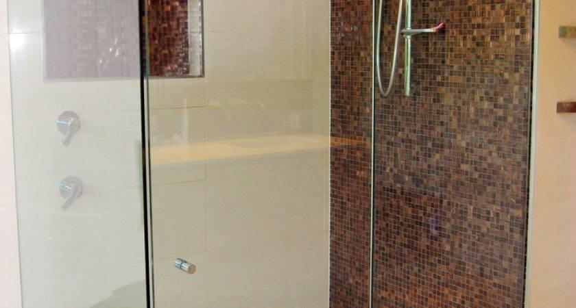 Draft Frameless Shower Screens Australia Glass Brisbane