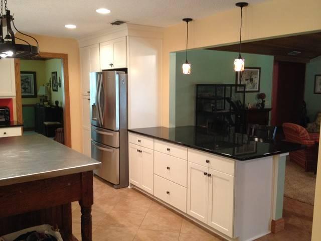 Dreambuilder Kitchen Remodel Transitional