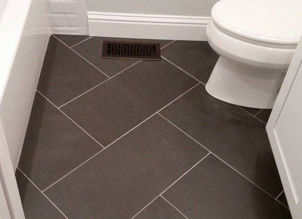 Easy Bathroom Flooring Ideas