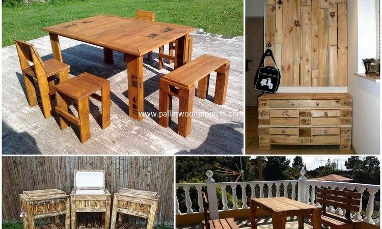 Easy Wood Pallet Ideas Home Projects