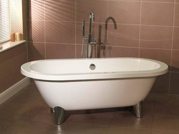 Eclipse Double Ended Bath