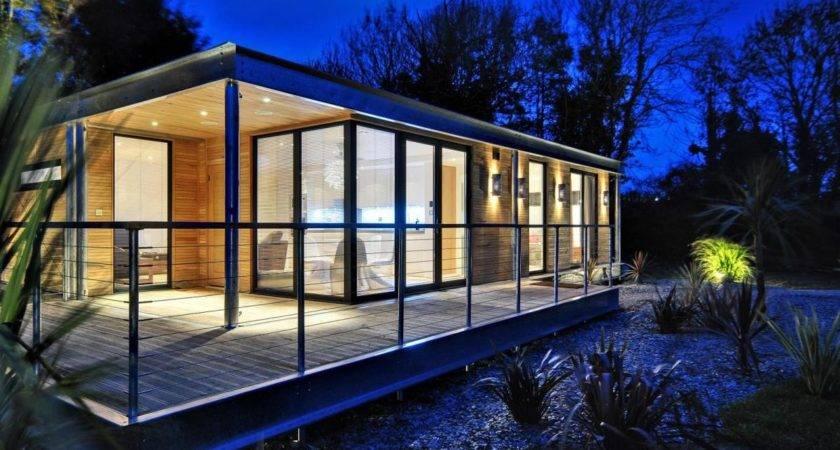 Edge Modular Home Boutique Modern Small House Bliss