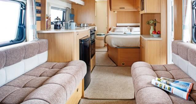 Elddis Wins European Caravan Year Utrecht