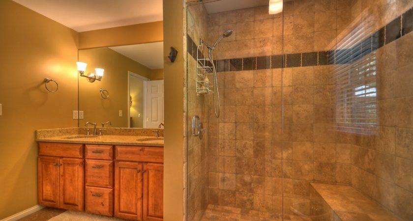 Elegant Walk Bathroom Showers Maverick Mustang