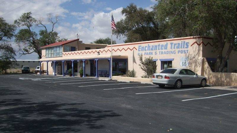 Enchanted Trails Park Trading Post Channel