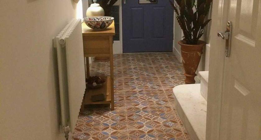 Enchanting Kitchen Hallway Flooring Ideas Make Entrance