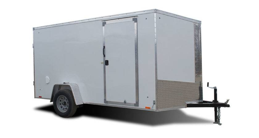 Enclosed Cargo Trailers Pace Journey Trailer