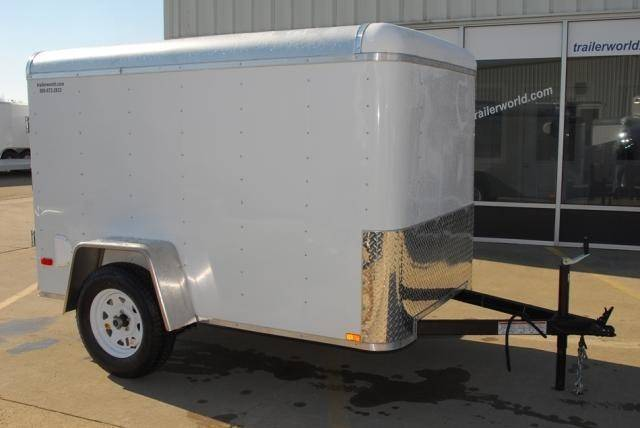 Enclosed Cargo Trailers Trailer World Bowling Green