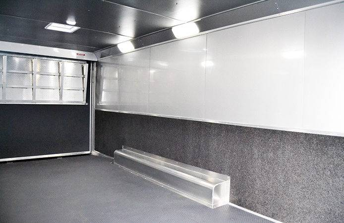 Enclosed Trailer Carpeted Walls Carpet Vidalondon