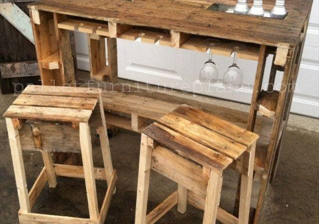 Enjoy Pallet Wood Projects Furniture Plans