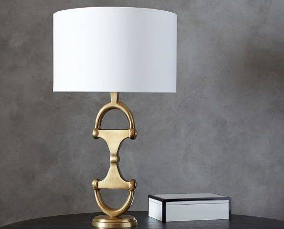 Equestrian Table Lamp Pottery Barn