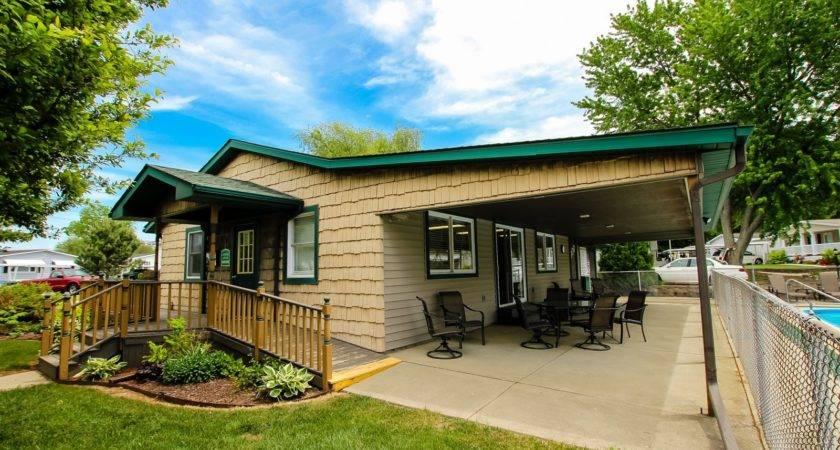 Evergreen Estates Senior Manufactured Homes Community