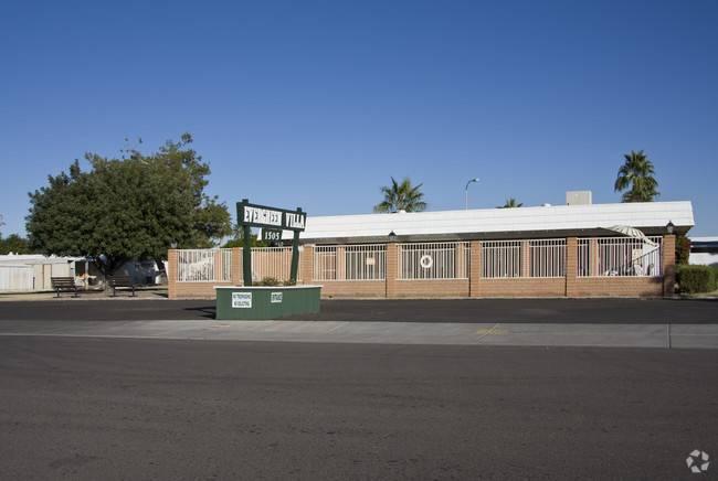Evergreen Villa Mobile Home Rentals Chandler