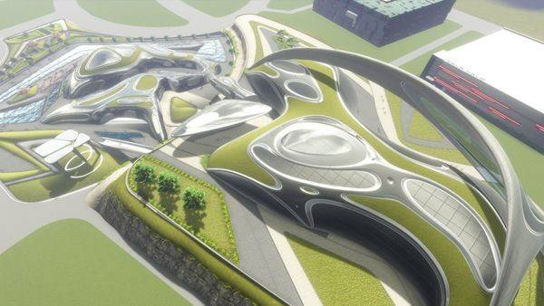 Examples Sustainable Architecture Future