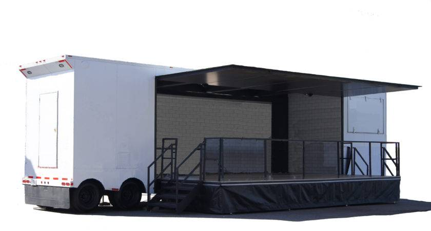 Expandable Stage Trailer Mogul Solutions