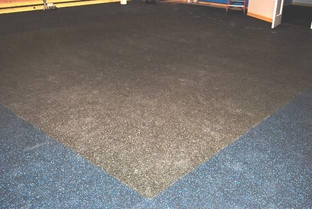 Exquisite Rubber Basement Flooring Ideas